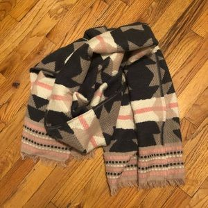 Madewell Aztec Scarf